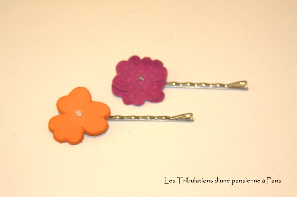 barrettes french touche